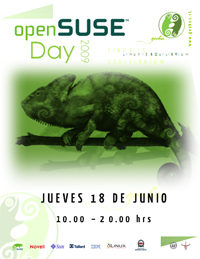 openSUSE Day UNAB 2009