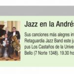 Jazz en la Andrés Bello