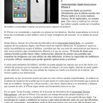 Universia: iPhone 4 llega a Chile en medio de gran expectación