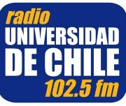 Logo Radio U  de Chile