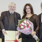 UNAB homenajeó al doctor Horacio Croxatto con emotiva ceremonia