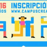 Del 16 al 27 de enero: Summer Camp 2017 en Campus Creativo