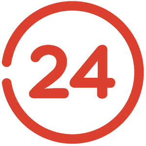24 Horas noticiero central