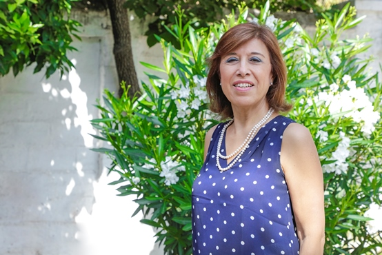 Decana Claudia Morales UNAB