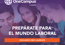 Prepárate para el mundo laboral con OneCampus by Laureate