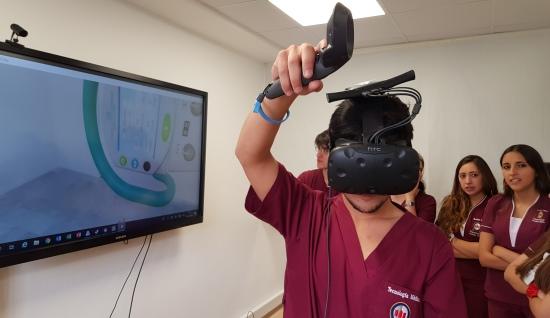 Realidad Virtual UNAB