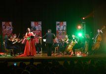 Familias quedaron encantadas con concierto de navidad realizado por UNAB