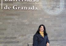 Académica de Terapia Ocupacional se perfeccionó en España