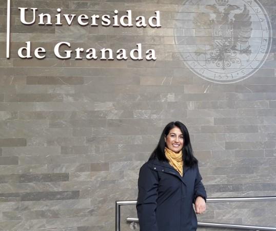 Vicky Parraguez Granada