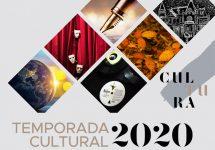 En marzo comienza la Temporada Cultural 2020 de la UNAB