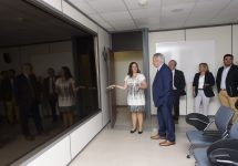 Rector visitó Unab Concepción en el inicio del año académico 2020