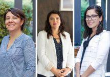 Académicas de Derecho UNAB destacan con tres importantes publicaciones