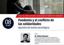 """UNAB realiza el ciclo de charlas """"Sociología en tiempos de pandemia"""""""