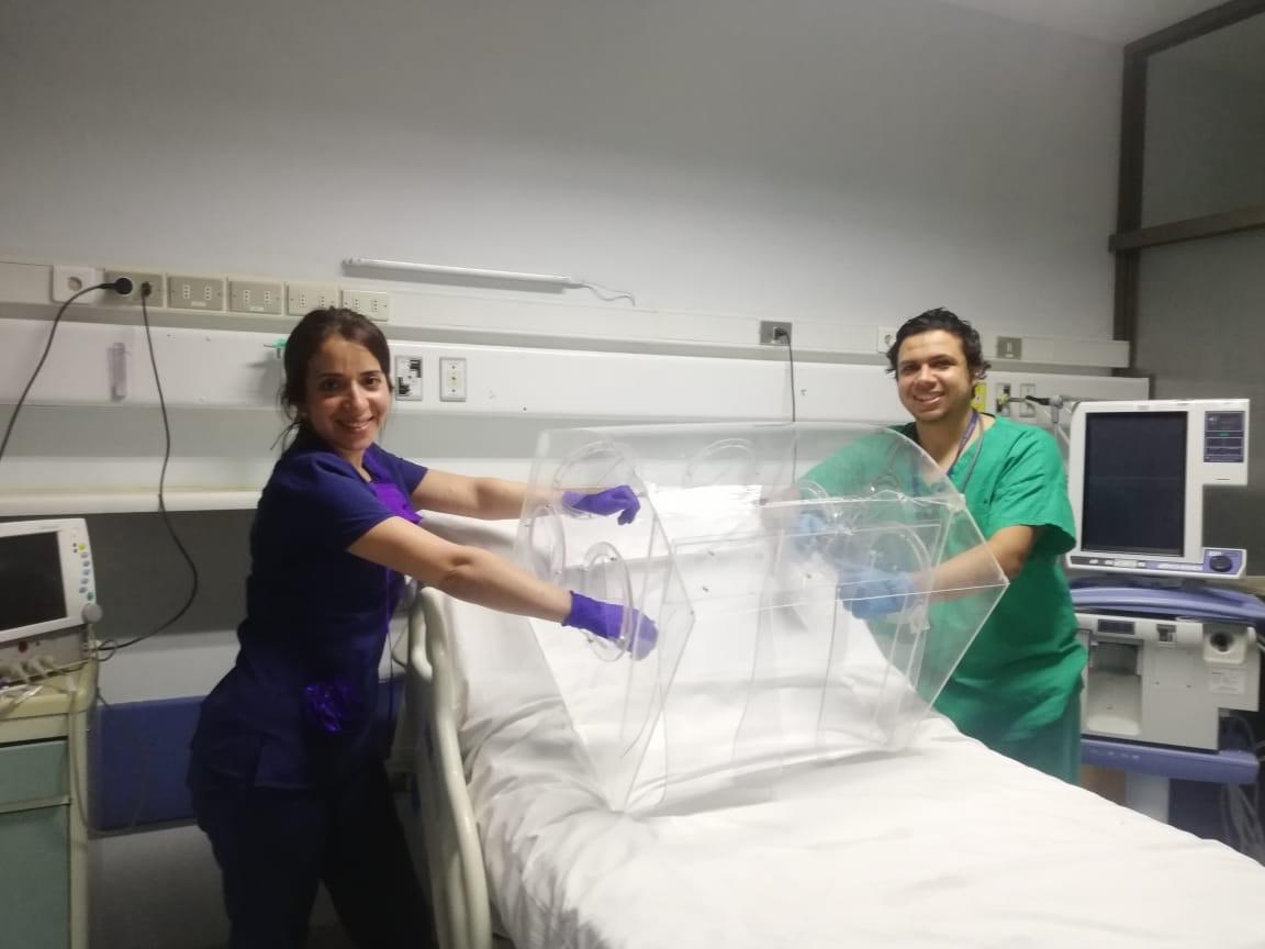 Elizabeth Valenzuela Enfermera