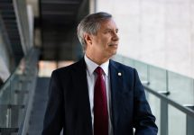 Vicerrector de la Sede Viña del Mar Dr. Gerald Pugh integra mesa social que coordina la respuesta regional al impacto del COVID-19