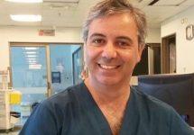 ORGULLO UNAB | Kinesiólogo y académico relata cómo el Covid-19 remece sus sentimientos profesionales y personales al atender pacientes