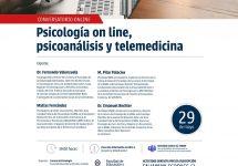 Llaman a estudiantes y egresados de psicología a discutir sobre la psicología on line, el psicoanálisis y la telemedicina