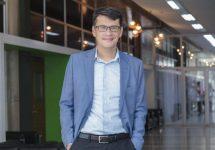 Los desafíos de Rodrigo Montero como director de la Escuela de Ingeniería Comercial UNAB