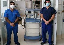 Escuela de Medicina Veterinaria UNAB pone a disposición sus equipos de asistencia respiratoria