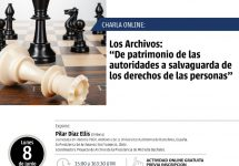 """Licenciatura en Historia realizará videoconferencia llamada """"Los Archivos: de patrimonio de las autoridades a salvaguarda de los derechos de las personas"""""""