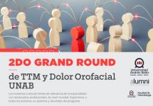 Comienza II Grand Round de Trastorno Temporomandibuar y Dolor Orofacial UNAB