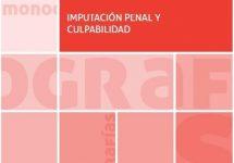 """Profesores de Derecho UNAB participan en libro colectivo """"Imputación penal y culpabilidad"""""""