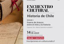 La Guerra de Arauco inicia ciclo de charlas sobre Historia de Chile en UNAB