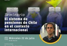 """FEN invita al Seminario """"El sistema de pensiones de Chile en el contexto internacional"""""""