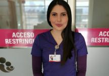 ORGULLO | Nutricionista cuenta cómo es ser parte clave de la recuperación de los pacientes con Covid-19