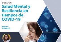 Salud mental y resiliencia en tiempos de COVID-19 será el tema que se analizará en el Doctorado en Ciencia de Enfermería