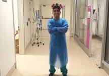 ORGULLO UNAB | Ni los dramáticos momentos que ha vivido por el COVID le hacen dudar su amor por la Enfermería