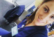 ORGULLO UNAB | Enfermera mostró su valentía para ponerse al frente del COVID-19