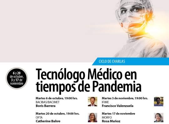 Tecnologia Medica pandemia