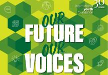 """Hasta este viernes puedes ser parte de la cumbre virtual """"Our future, our voices"""""""