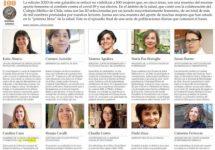 """Académica UNAB reconocida como una de las """"Mujeres Líderes 2020"""" de nuestro país"""