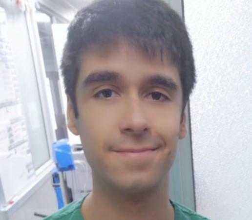 Diego Rosales Orgullo UNAB