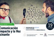 Fonoaudiología presentará su Ciclo Café Virtual