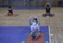 UNAB realiza Retorno Gradual de Educación Física para tomar evaluaciones de las asignaturas de deporte