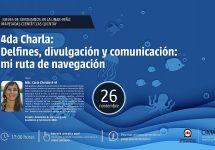 """Ciclo de conferencias """"Marejadas Científicas Quintay"""" concluye ciclo 2020 con sesión dedicada a los delfines y la divulgación científica"""