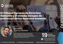 Derecho realizó la última fecha del seminario abierto sobre Derechos Humanos
