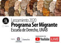 Clínica Jurídica UNAB Viña del Mar lanzó la tercera versión del Proyecto Ser Migrante