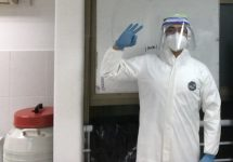 El interior de los laboratorios COVID-19: ex estudiante de Ingeniería en Biotecnología, Sede Viña del Mar, relata su experiencia