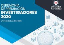 UNAB premió a sus investigadores e investigadoras en ceremonia de reconocimiento