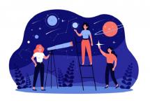 """Catalina Flores, estudiante de Doctorado UNAB que colabora con la NASA: """"En el ámbito académico es importante tomar desafíos aunque puedan parecer riesgosos"""""""