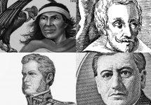 ¿Quiénes son los héroes y los villanos de la historia de Chile?