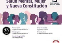 Capsi realizará Conversatorio: Salud Mental, Mujer y Nueva Constitución