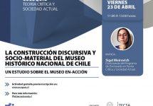 La construcción discursiva y socio-material del Museo Histórico Nacional de Chile