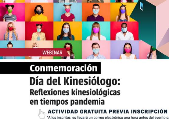 webinar kinesiología