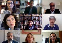 Seminario internacional UNAB: Expertos analizaron el impacto de las nuevas tecnologías en el Derecho