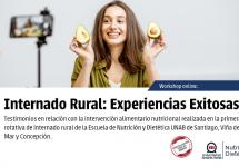 """Nutrición realizará su Workshop """"Internado Rural: Experiencias Exitosas"""""""